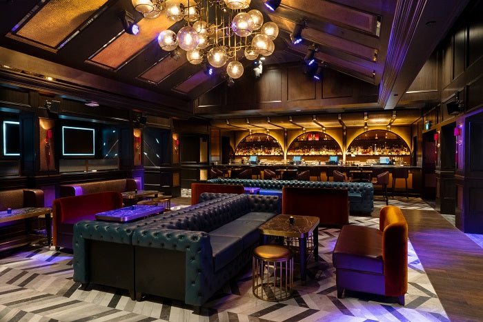Want to Party at the Swankiest Bar in Town?
