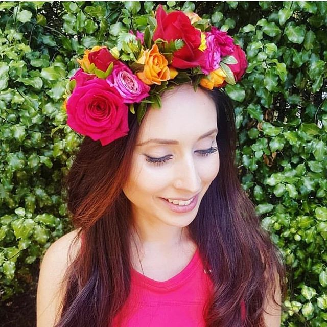 Custom Flower Crowns