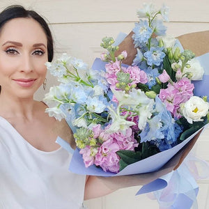 Canberra flower delivery - bunch of flowers with free delivery