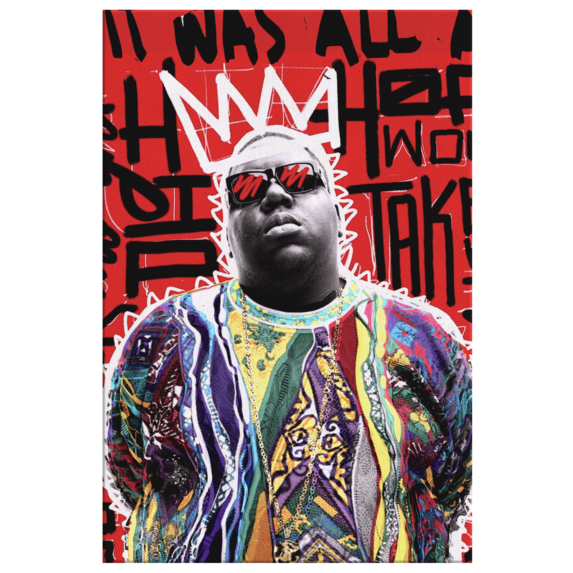 Iconic Biggie