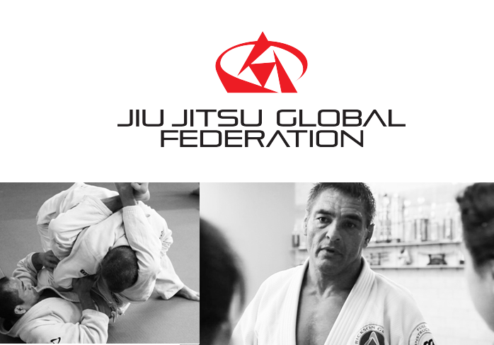 Rickson Gracie - Jiu-Jitsu Global Federation