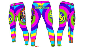 Ninja Grappling 50/50 Spats