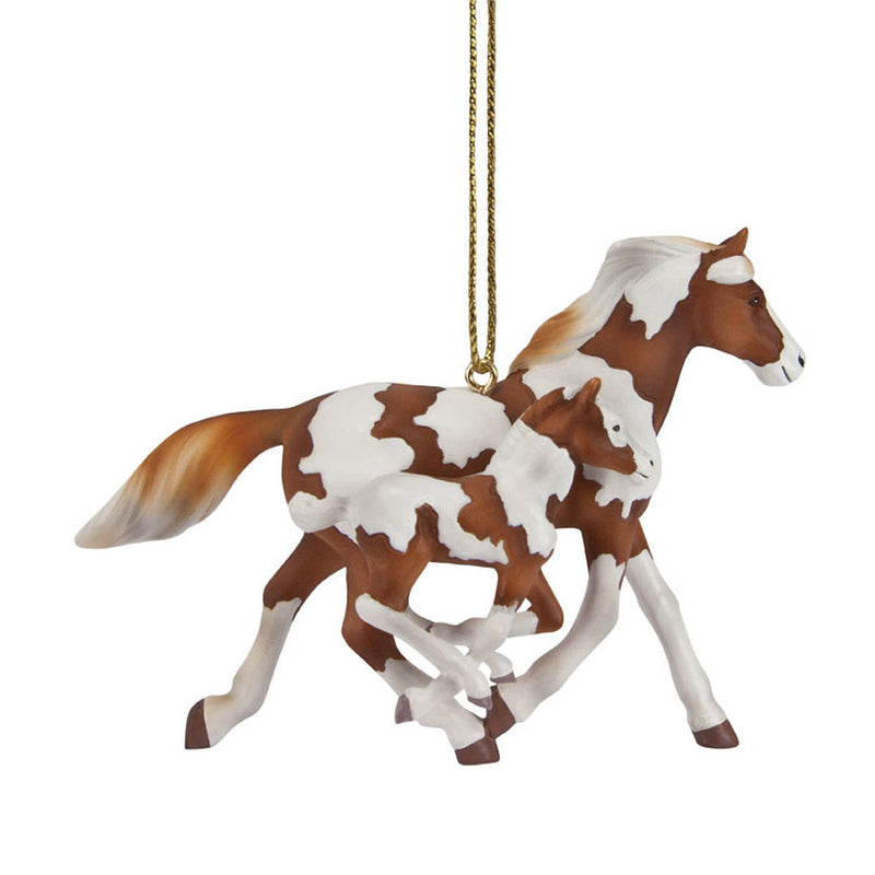 trail of painted ponies painted harmony ornament full view