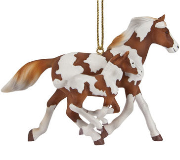 trail of painted ponies painted harmony ornament