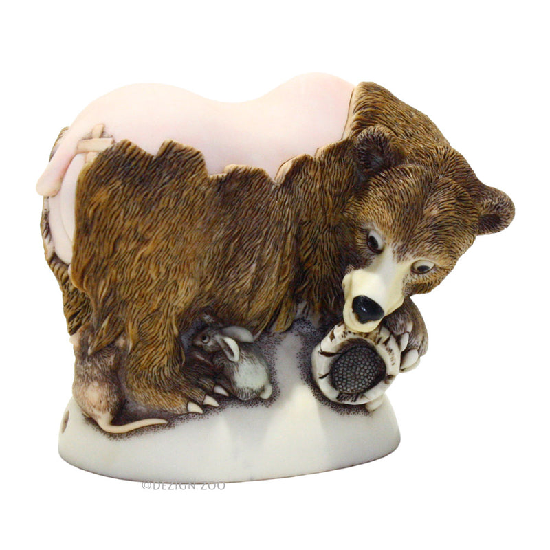 harmony kingdom bare bear treasure jest