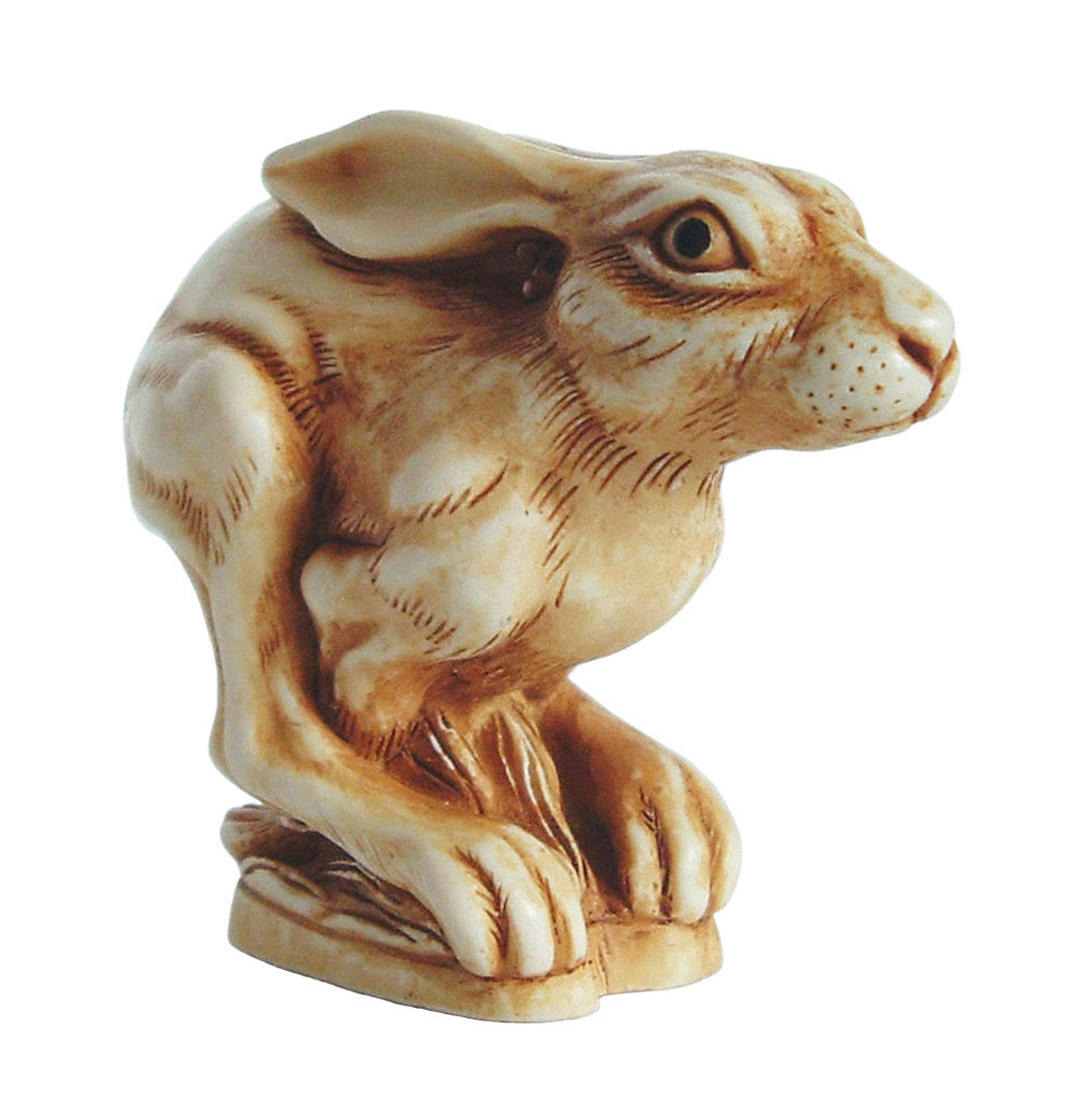 harmony kingdom harry rabbit netsuke