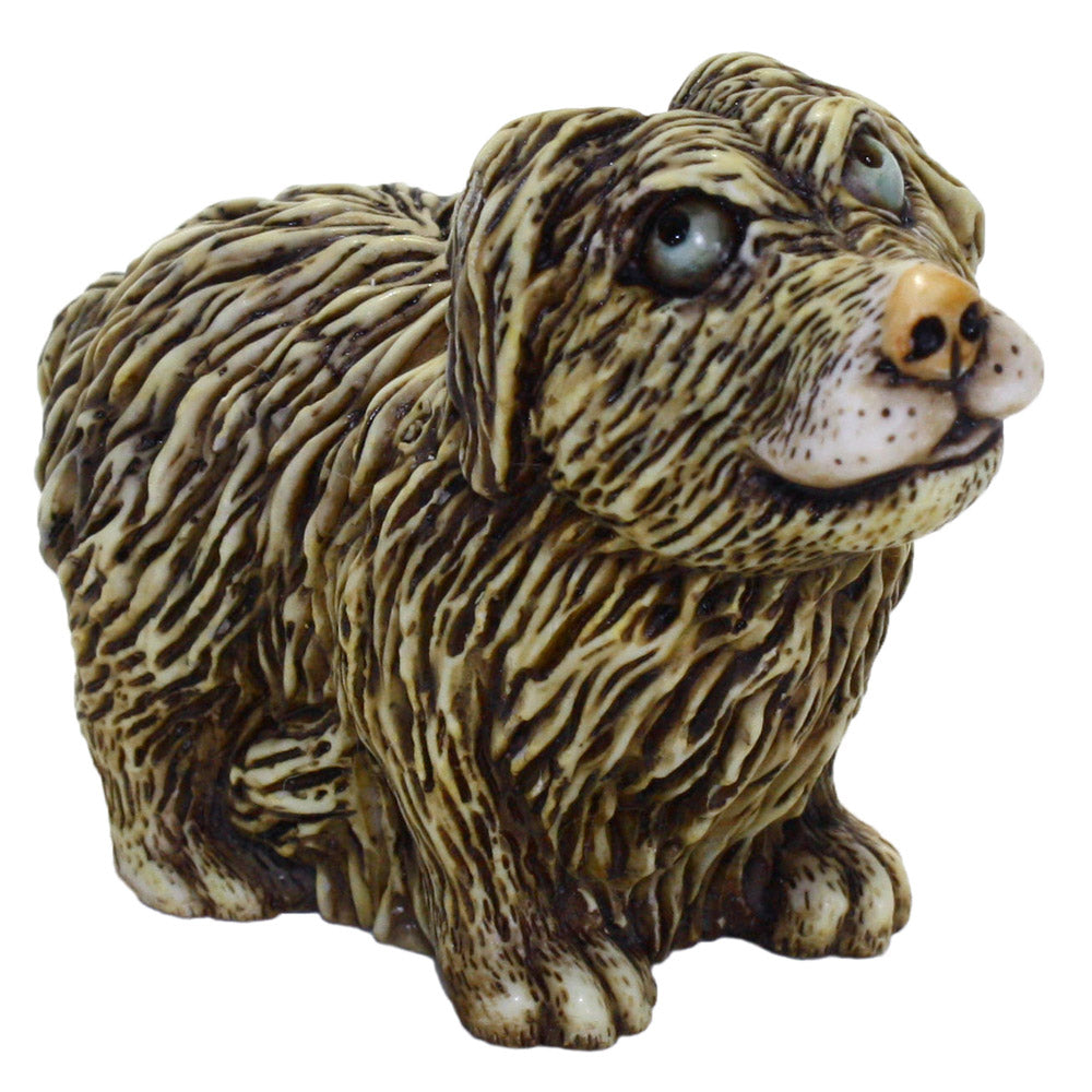 harmony kingdom scruffy dog figurine