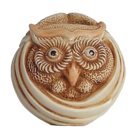 mostel owl roly poly