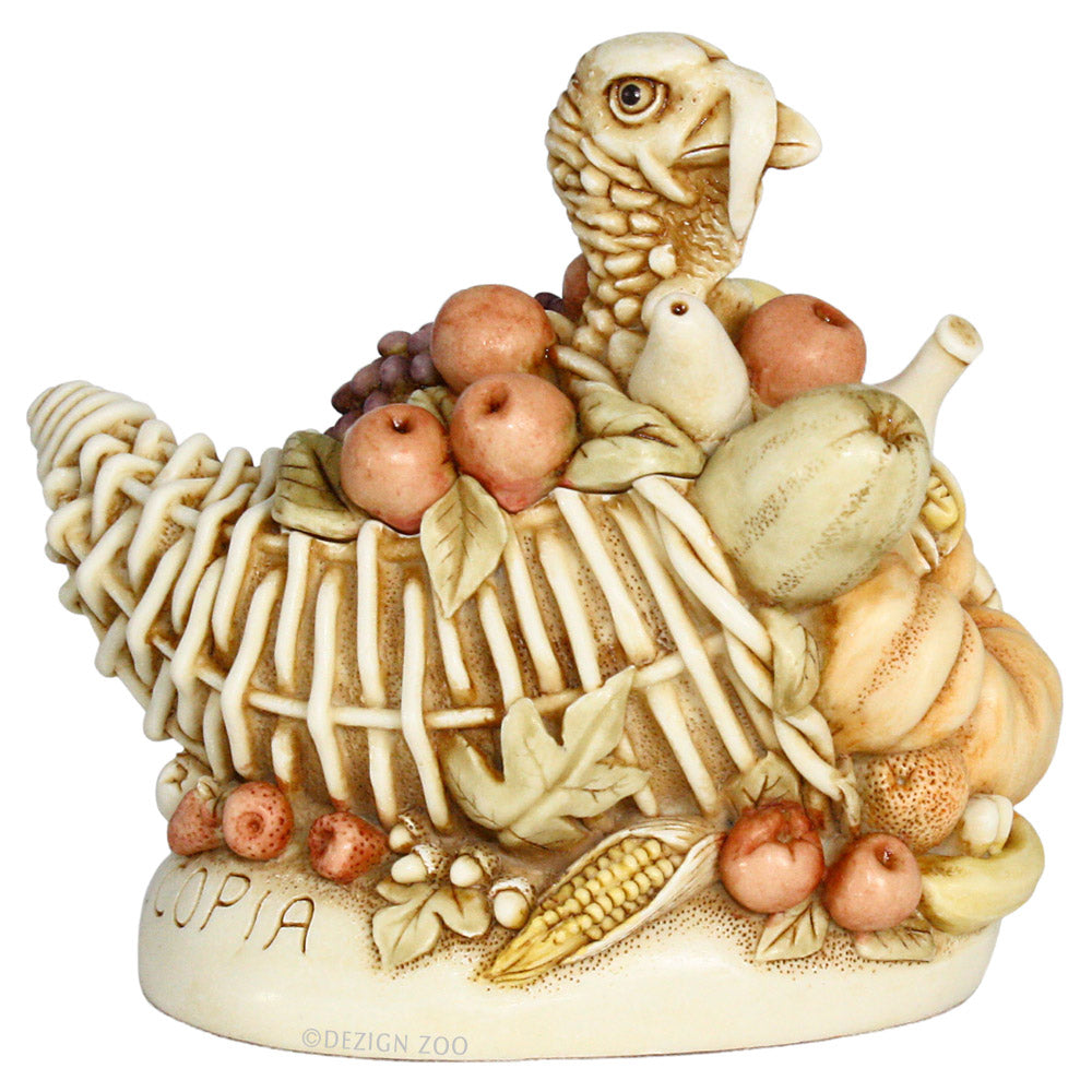 harmony kingdom feasty fest event box figurine