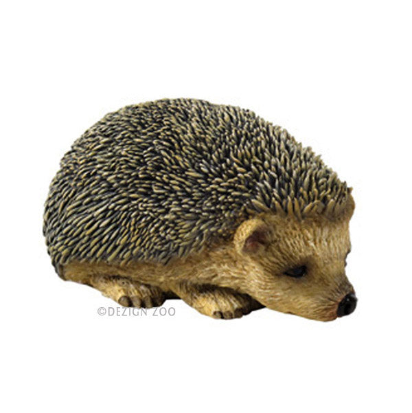 baby hedgehog figurine