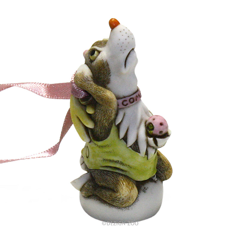harmony kingdom comet reindeer ornament
