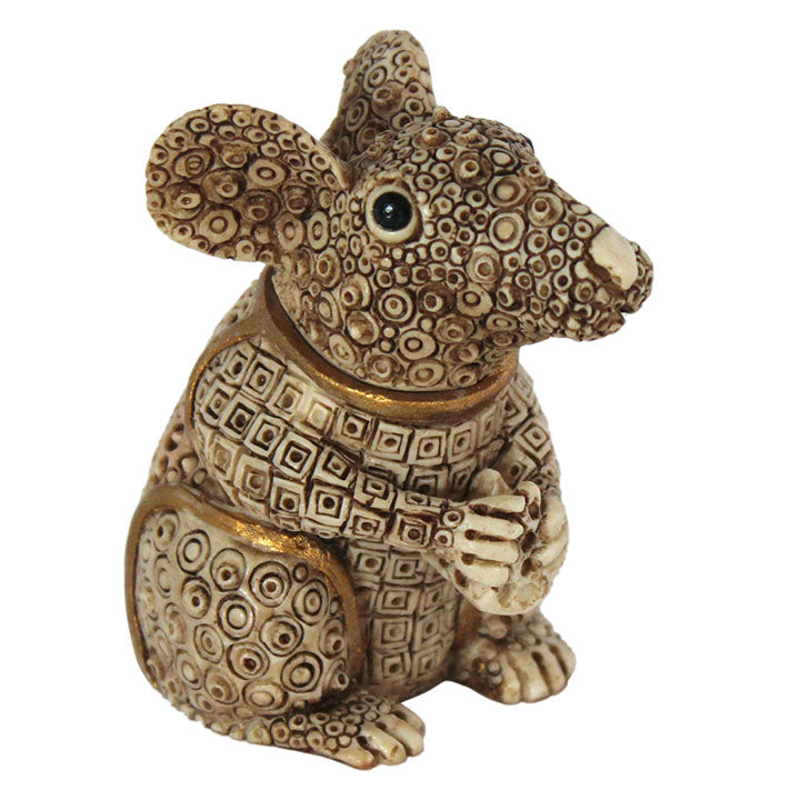 harmony kingdom damask tapestry mouse