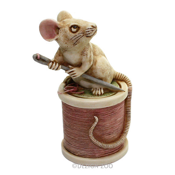 harmony kingdom dior mouse