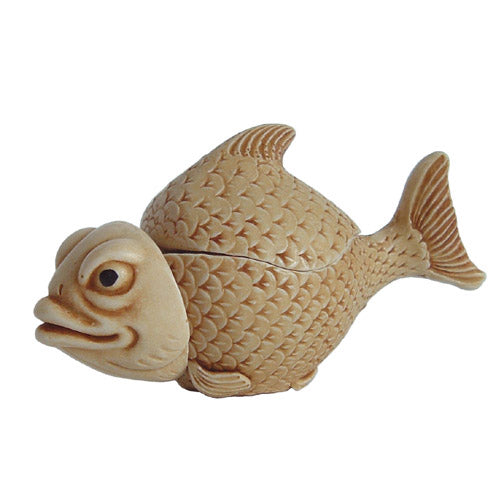 harmony kingdom fish interchangeable side view