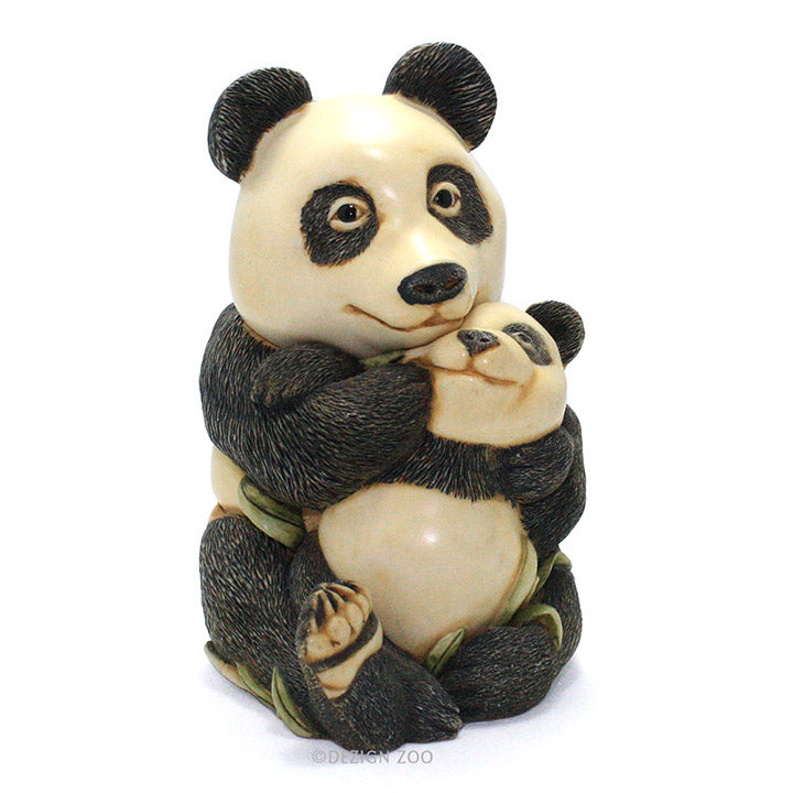 harmony kingdom limited edition gentle giant pandas