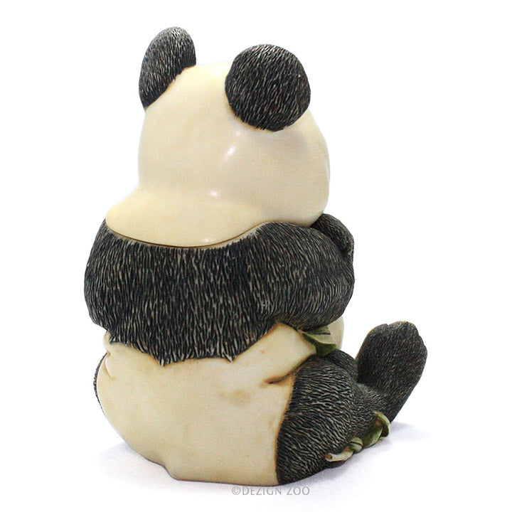 harmony kingdom gentle giant panda box figurine