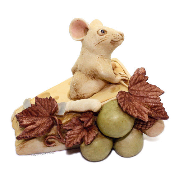 harmony kingdom gruyere mouse version two