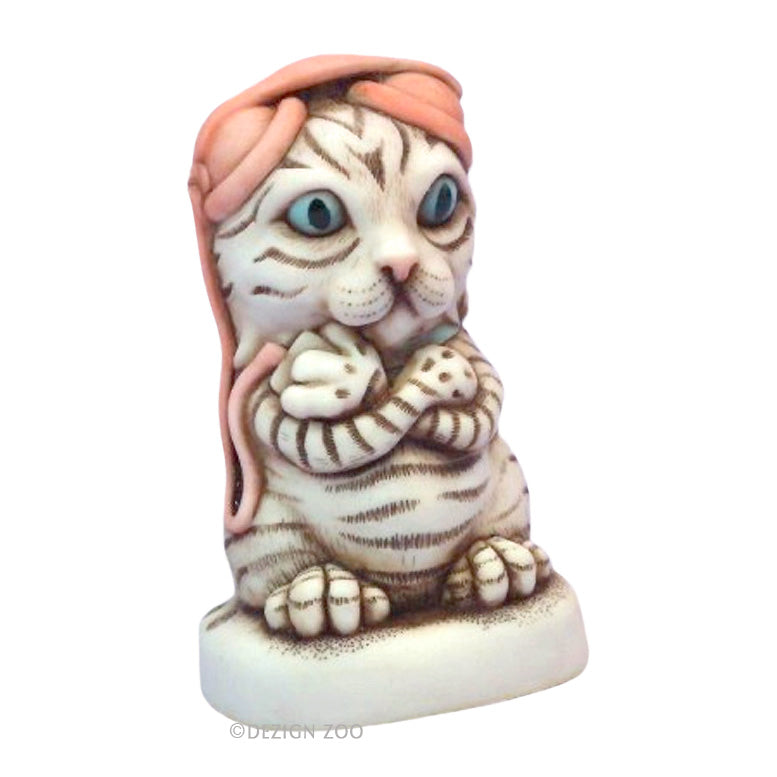 harmony kingdom major tom cat figurine