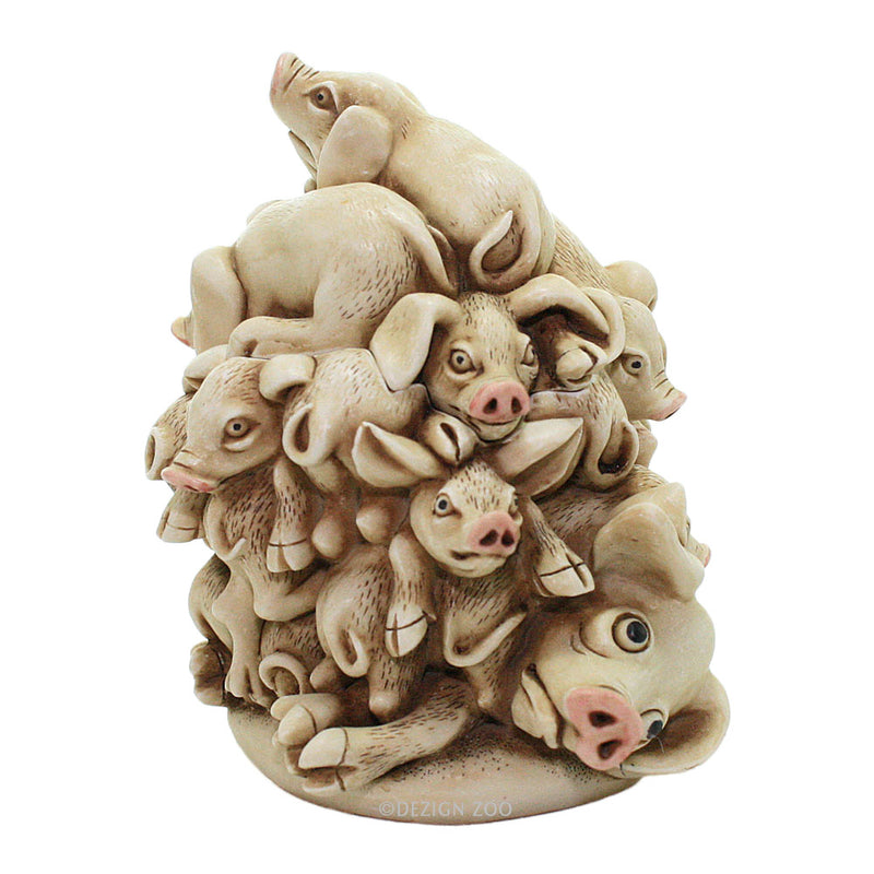 harmony kingdom mother lode box figurine