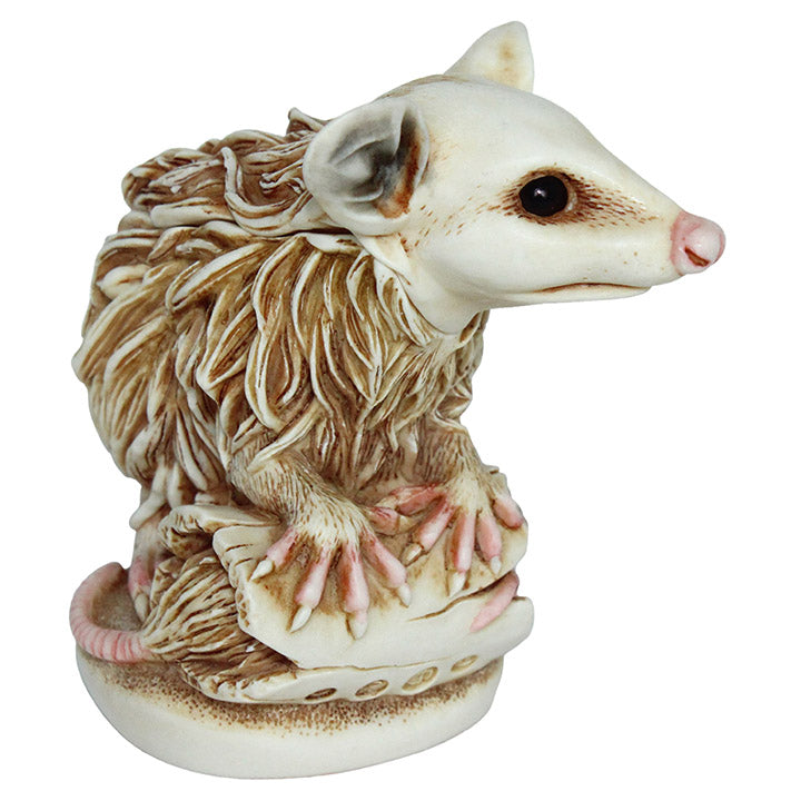 harmony kingdom night shift opossum right side view