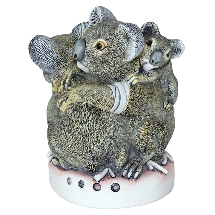 harmony kingdom koala box figurine