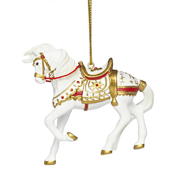 trail of painted ponies a royal holiday ornament