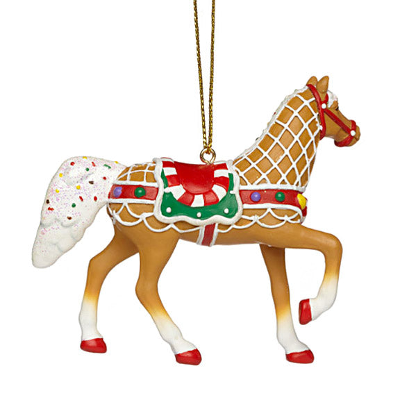trail of painted ponies sweet treat roundup ornament view 2