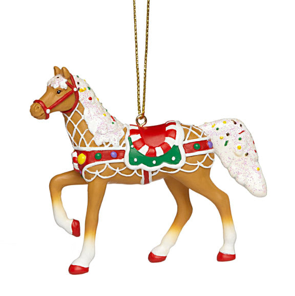 trail of painted ponies sweet treat roundup ornament
