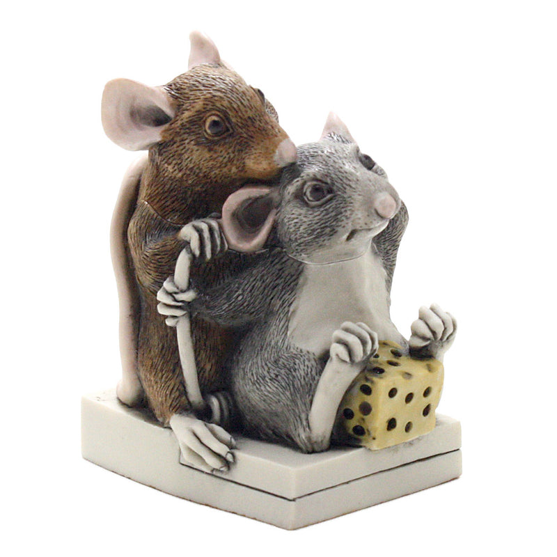 harmony kingdom it takes two mice in mouse trap