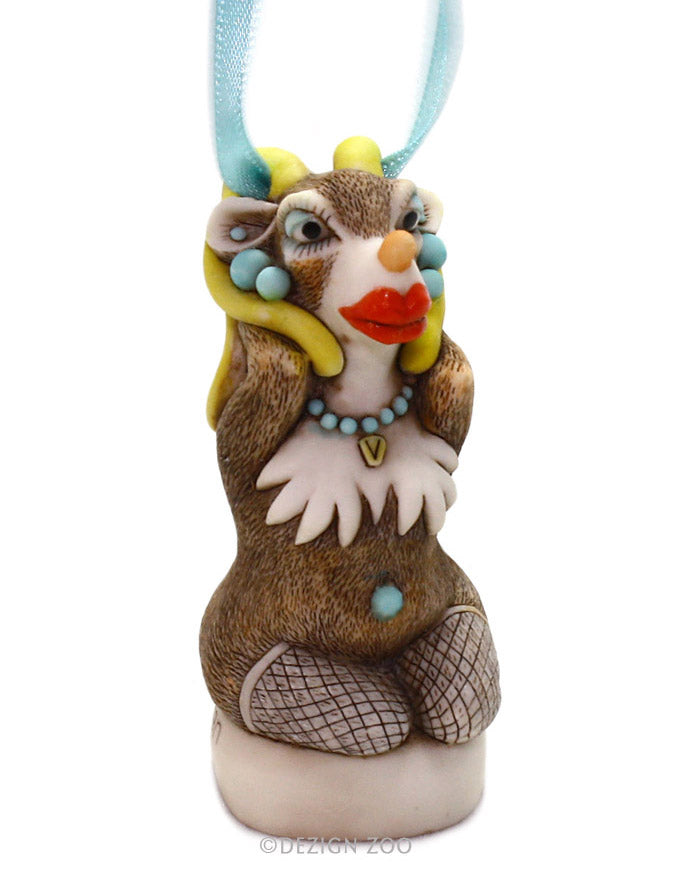 harmony kingdom vixen reindeer ornament