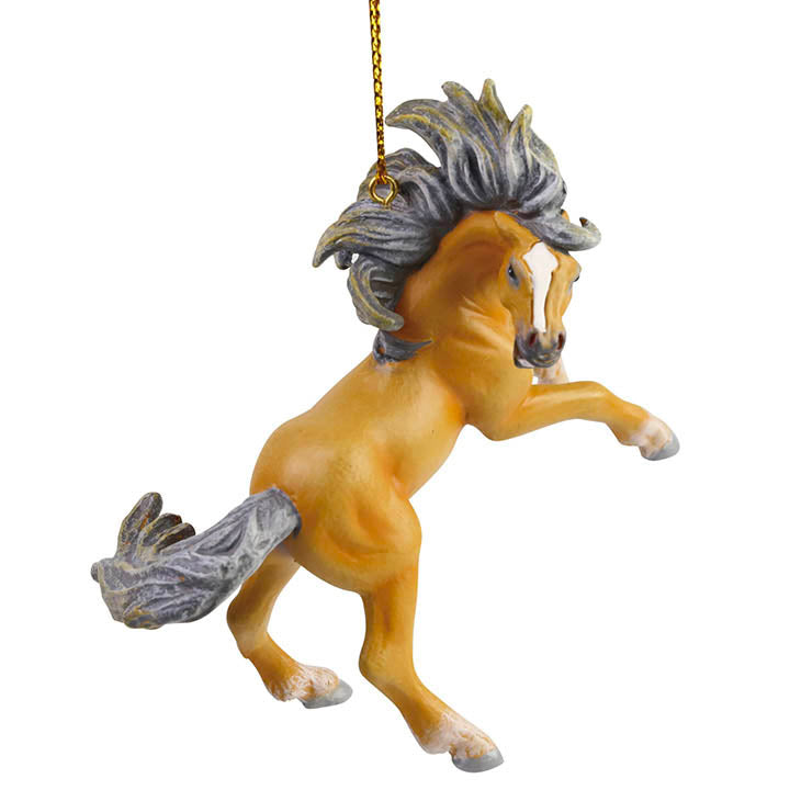 trail of painted ponies voodoo horse ornament