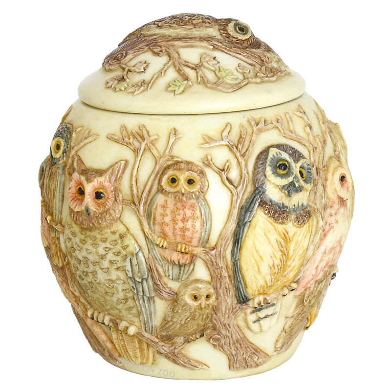 harmony ball kingdom wisdom of ages owl jardinia