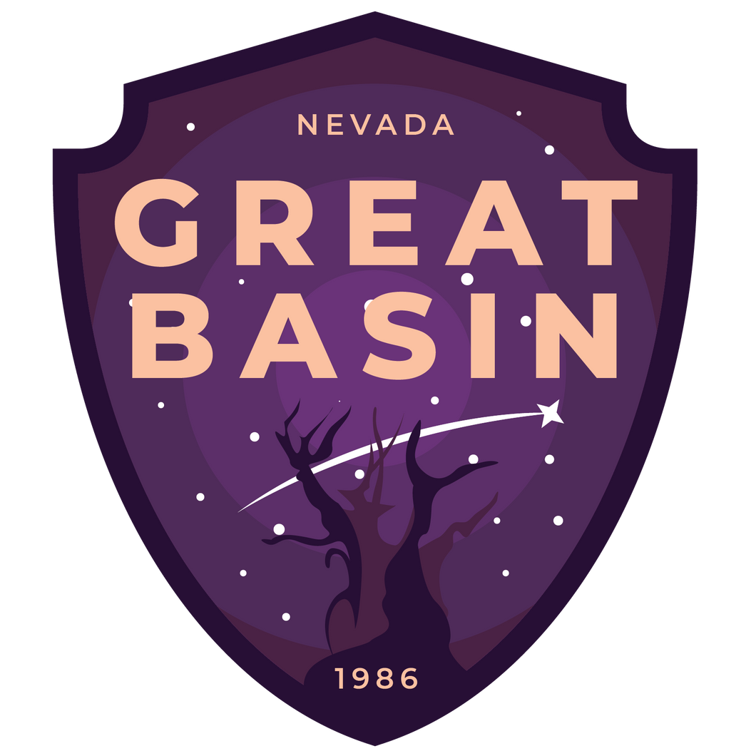 Great Basin Vinyl Sticker