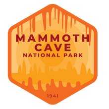 Mammoth Cave Vinyl Sticker