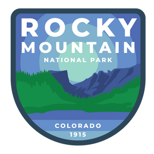 Rocky Mountain Vinyl Sticker