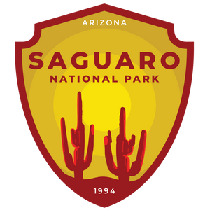 Saguaro Vinyl Sticker