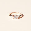 Bague Louise diamants
