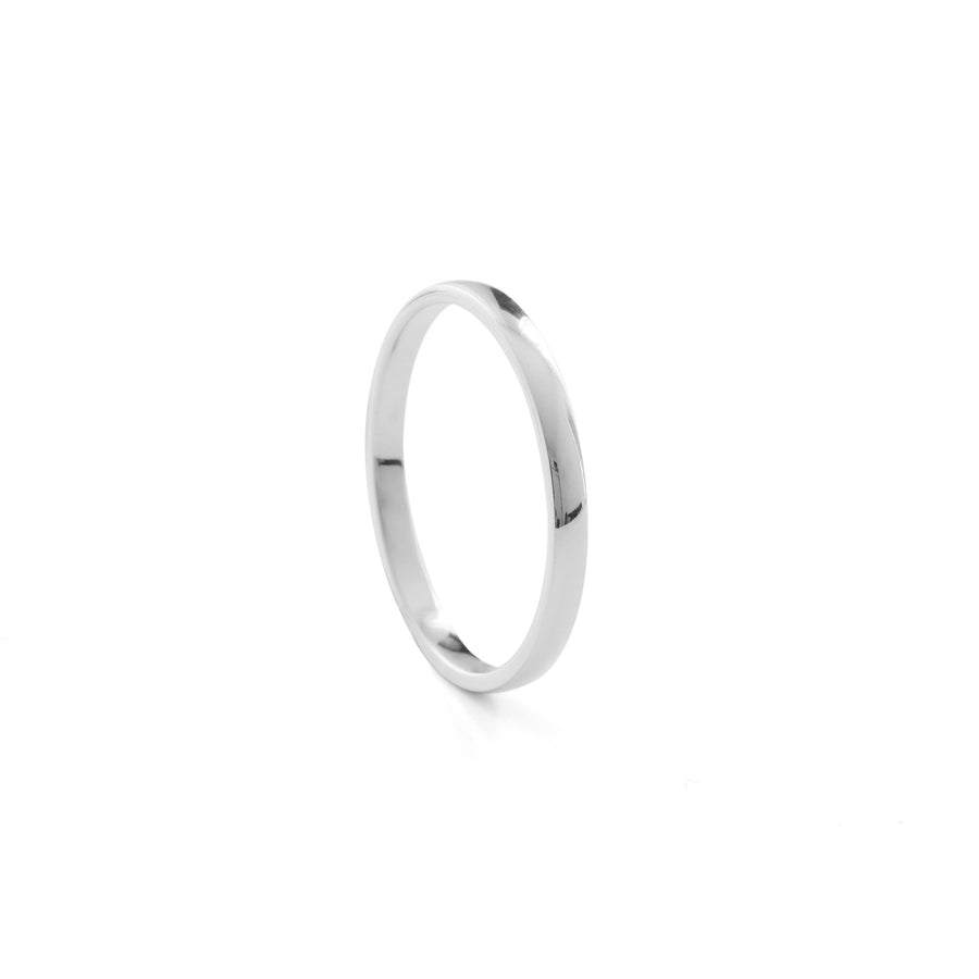 Alliance Homme Thuya 2.5mm - Platine