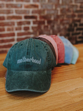 motherhood Hat