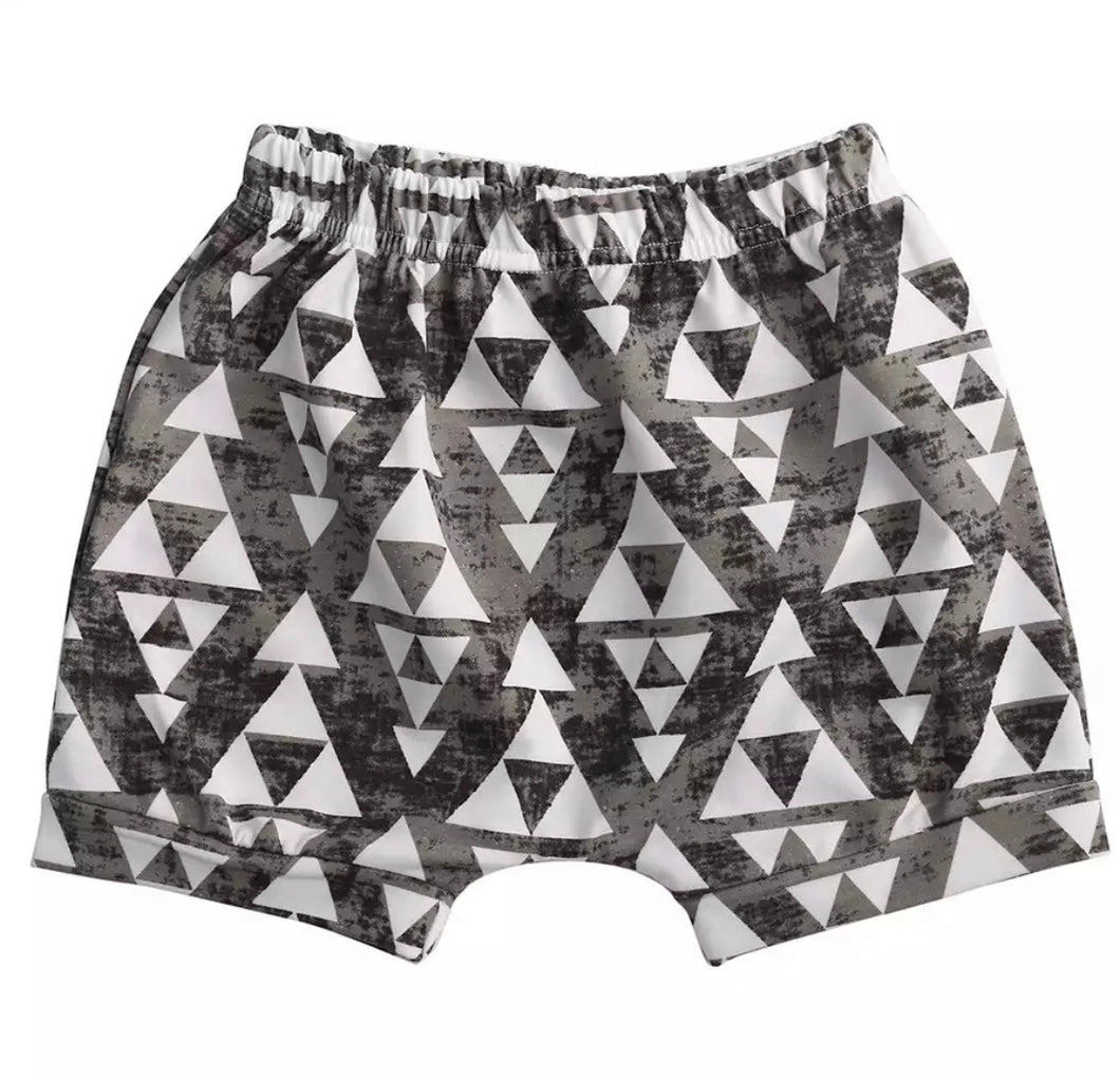 Triangle Shorts | Toddler