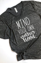 Mind Your Own Motherhood | V-Neck Tee