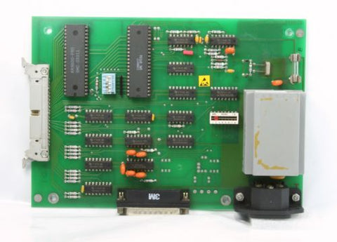 Bystronic Power Circuit Board Pcb E-0744-5-B TASTATUR-IF 89 EDV NR 4630421