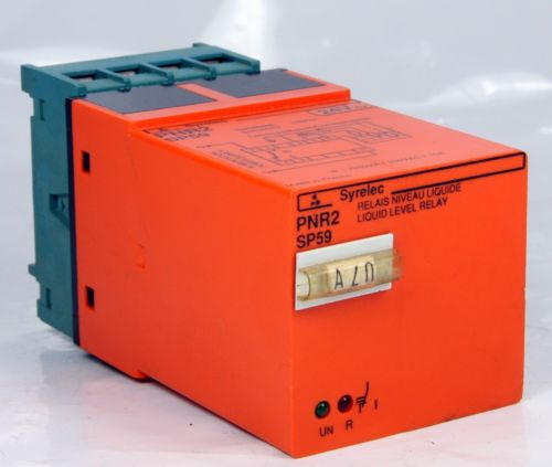 Syrelec Liquid Level Relay PNR2 SP59