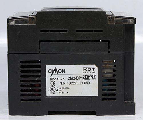 Cimon Programmable Logic Controller CM2-BP16MDRA