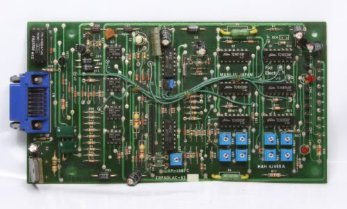 Fuji Electric Circuit Board Pcb EP-1847C CDPA0LAC-52