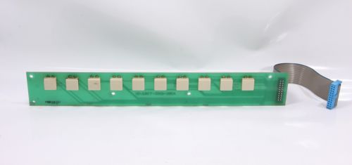 Fanuc Button Circuit Board Panel A350-1000-T382/01