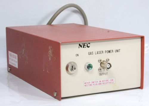 Nec Gas Laser Power Unit  GLS5112 596