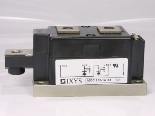 *New* Ixys Power Suppy Module MCC 255-14 IO1