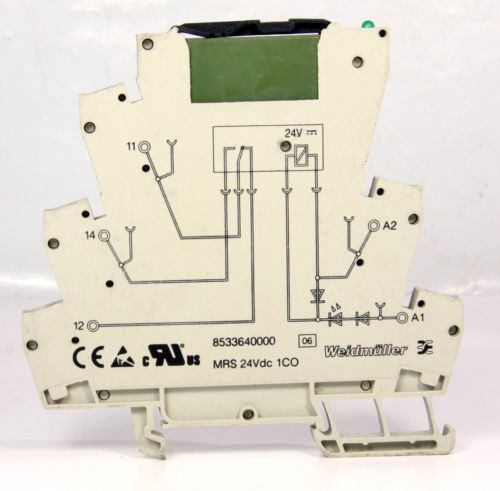 Nais Solid State Relay APE30024 E02 + 8533640000