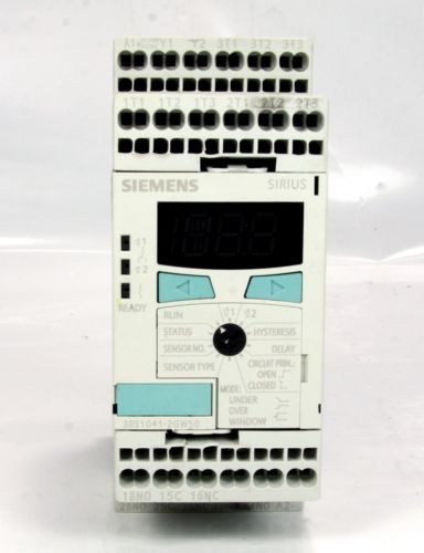 Siemens Temperature Monitoring Relay 3RS1041-2GW50